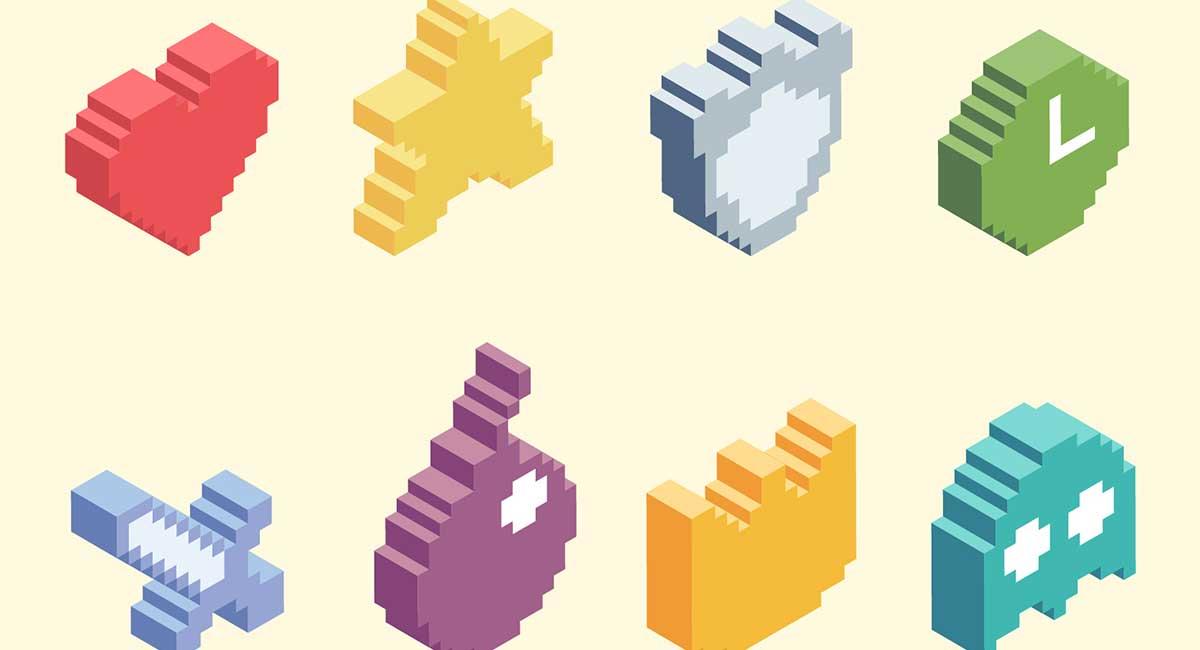 games arcade icons