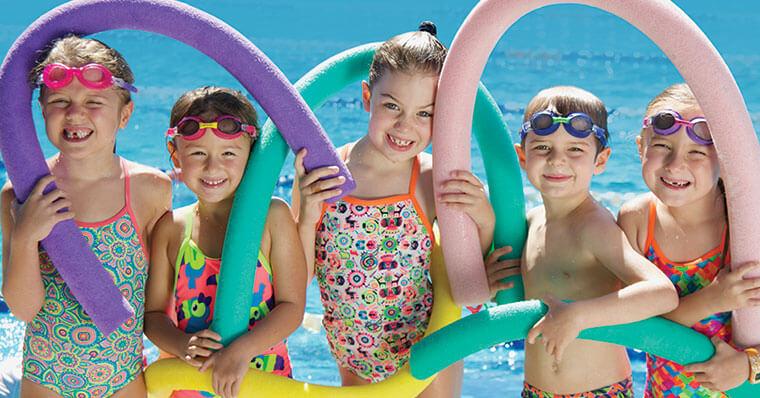 kids swim lessons at Rackley Swimming