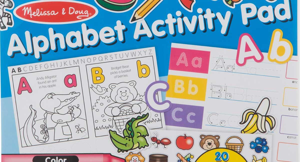 activity-pad