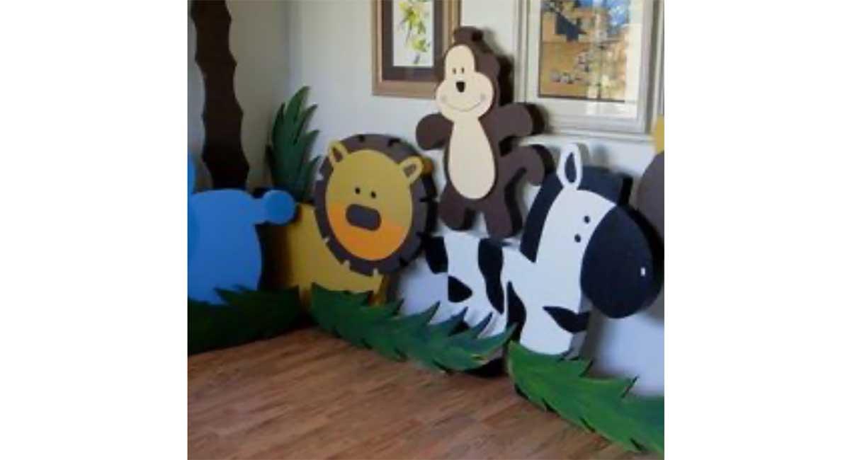 cardboard-kids-scenery
