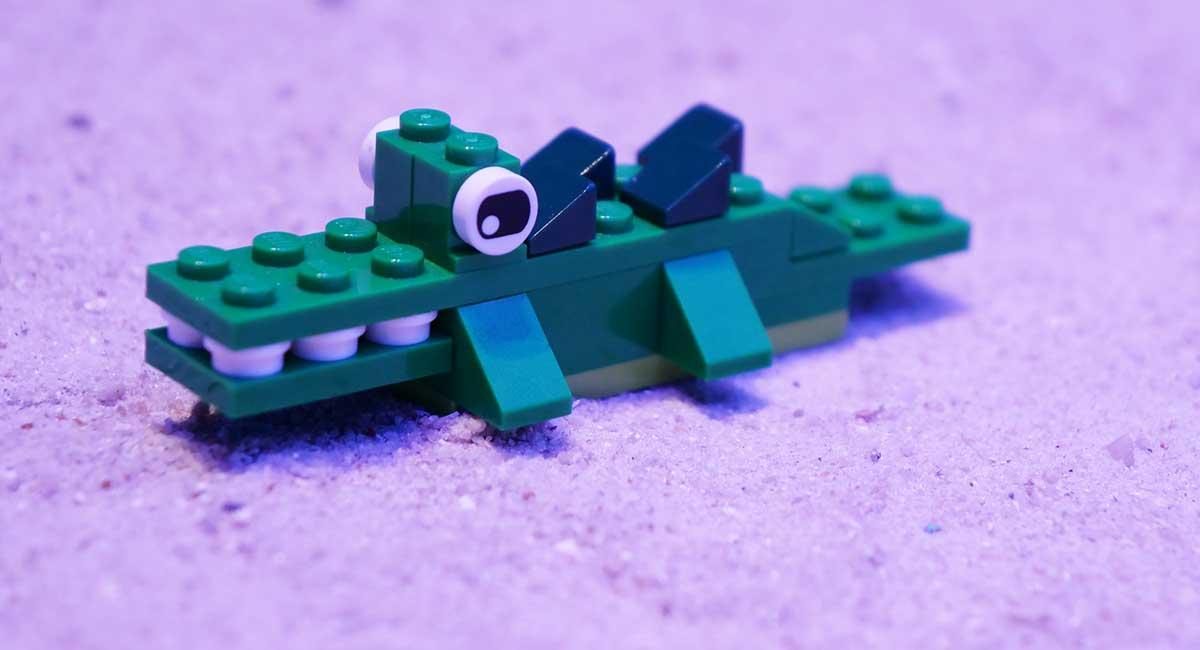legoland crocodile