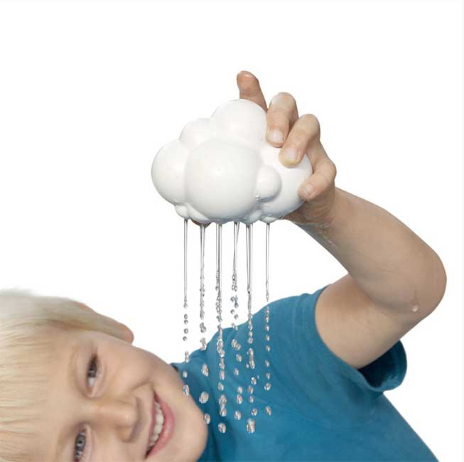 sensory water toy