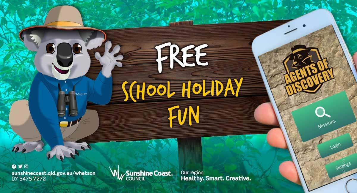 Sunshine Coast Council School Holiday Program