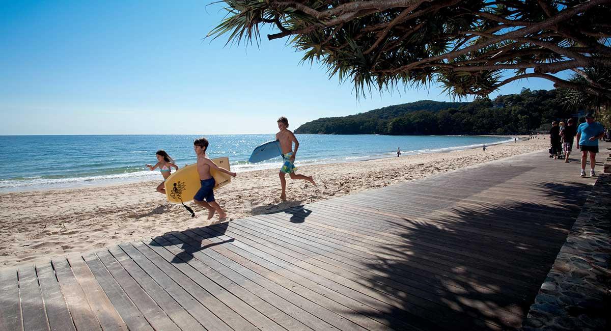 Sunshine Coast School Holiday
