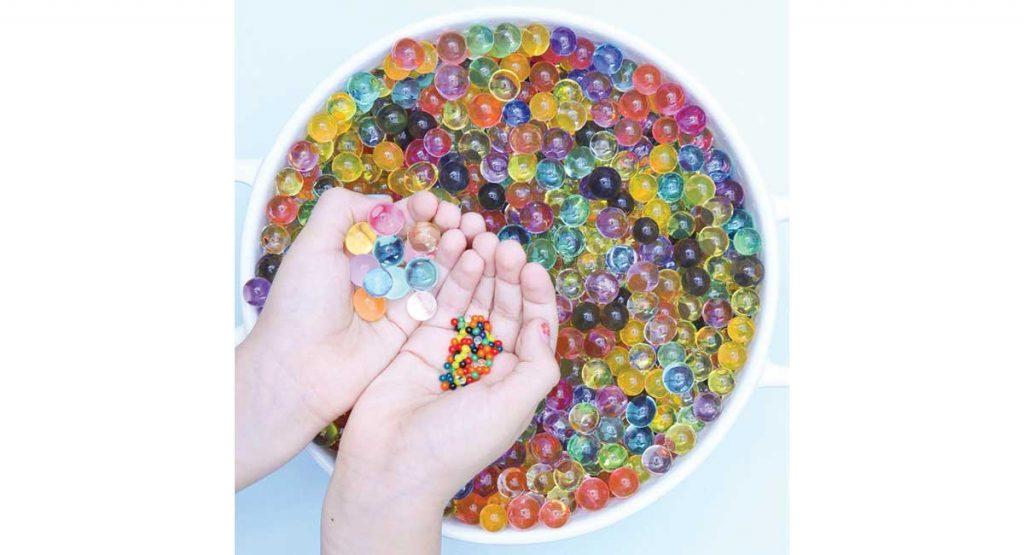 Sensory Beads Christmas Gift