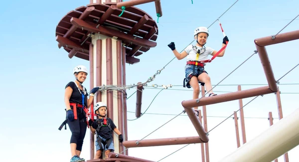 Next Level - High Ropes Adventure Park