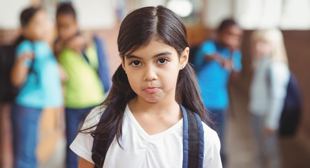 does your child have a frenemy