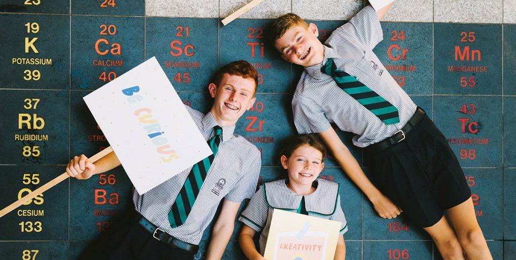 Year 5 student at Matthew Flinders