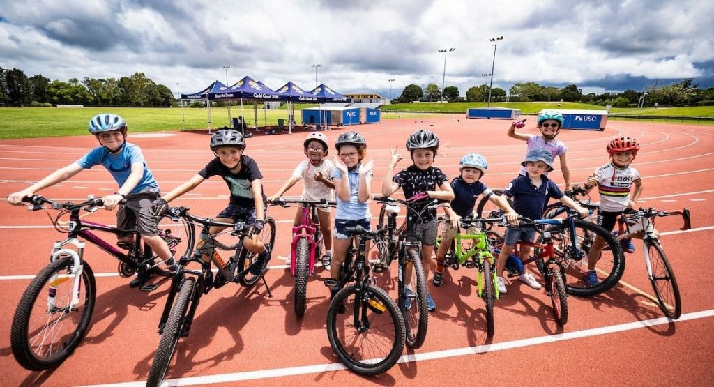 Wheely fun bike camp