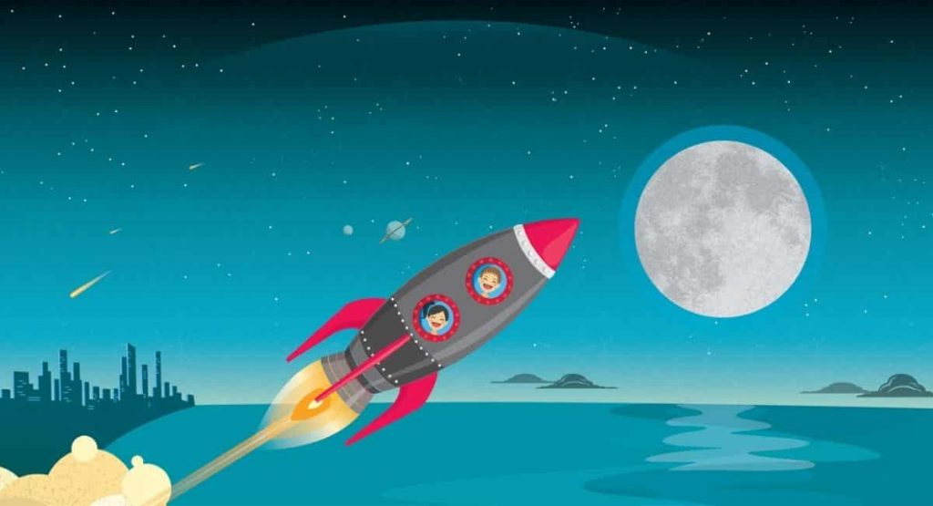 Gold Coast Libraries Out of this World Holiday Program