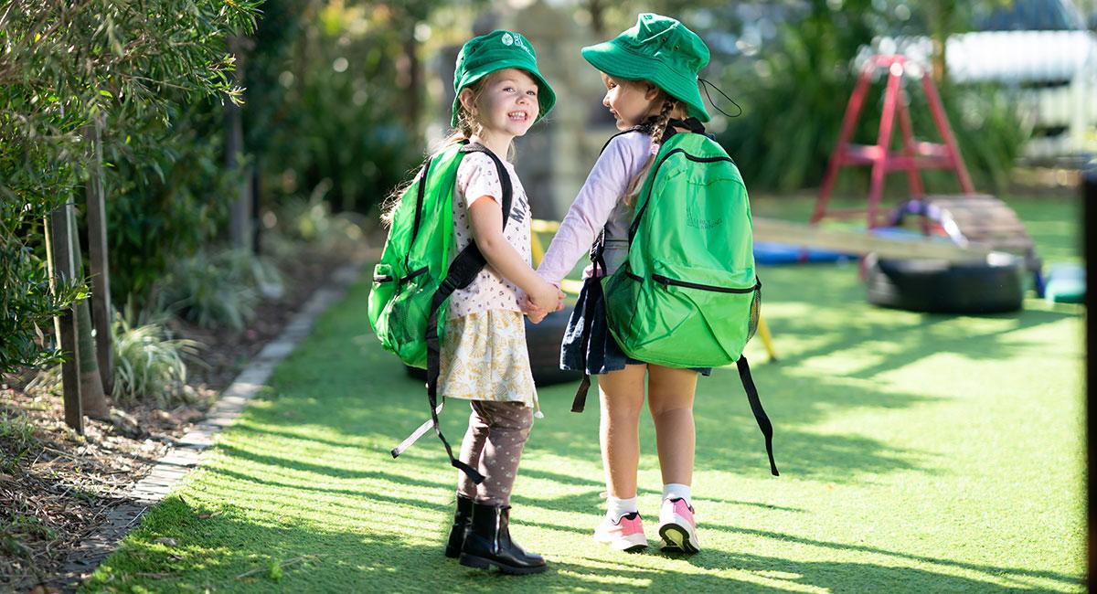Preparing your child to start school