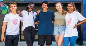 Students from IB program in Brisbane