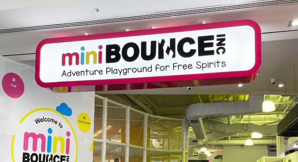 miniBounce adventure playground