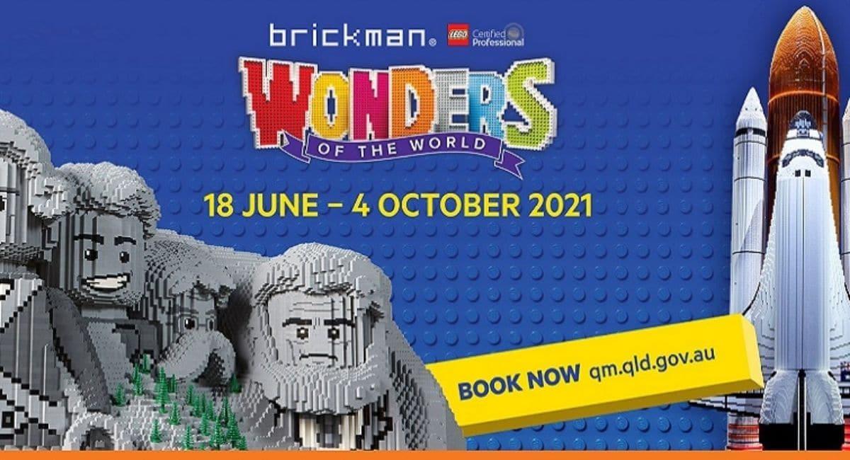 Brickman Wonders of the World