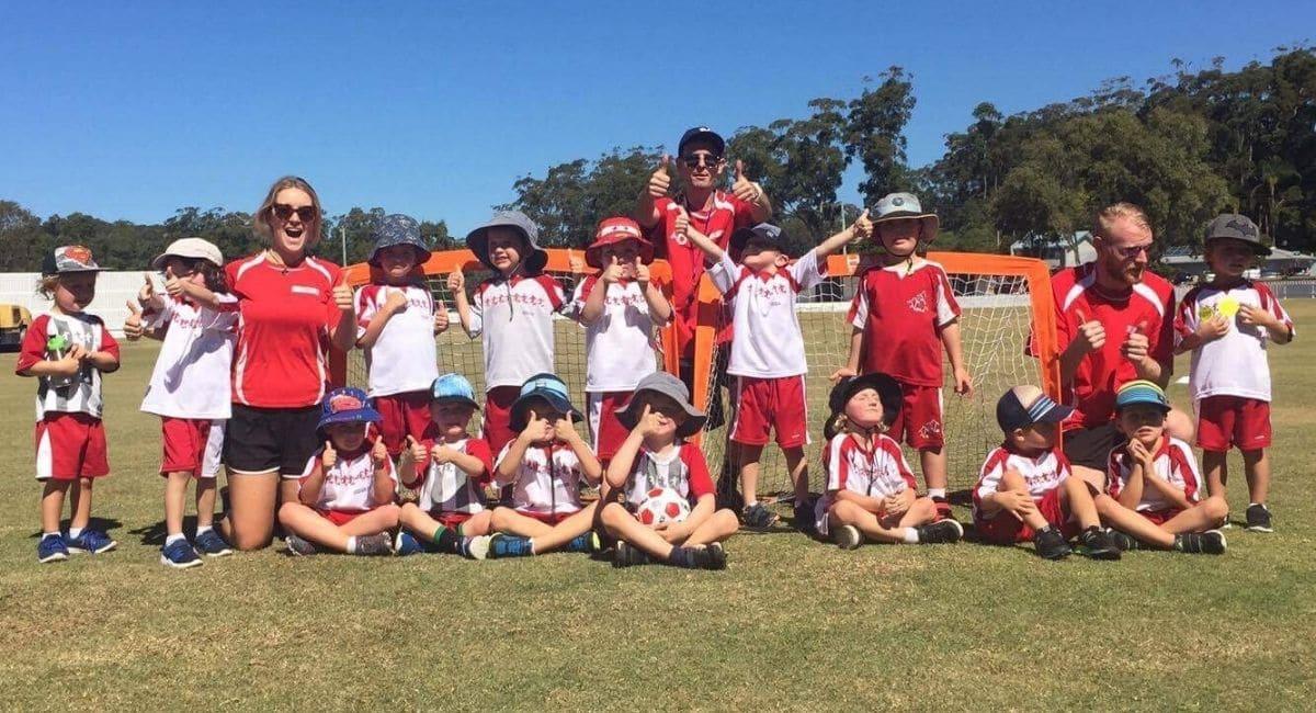 Little Kickers Sunshine Coast