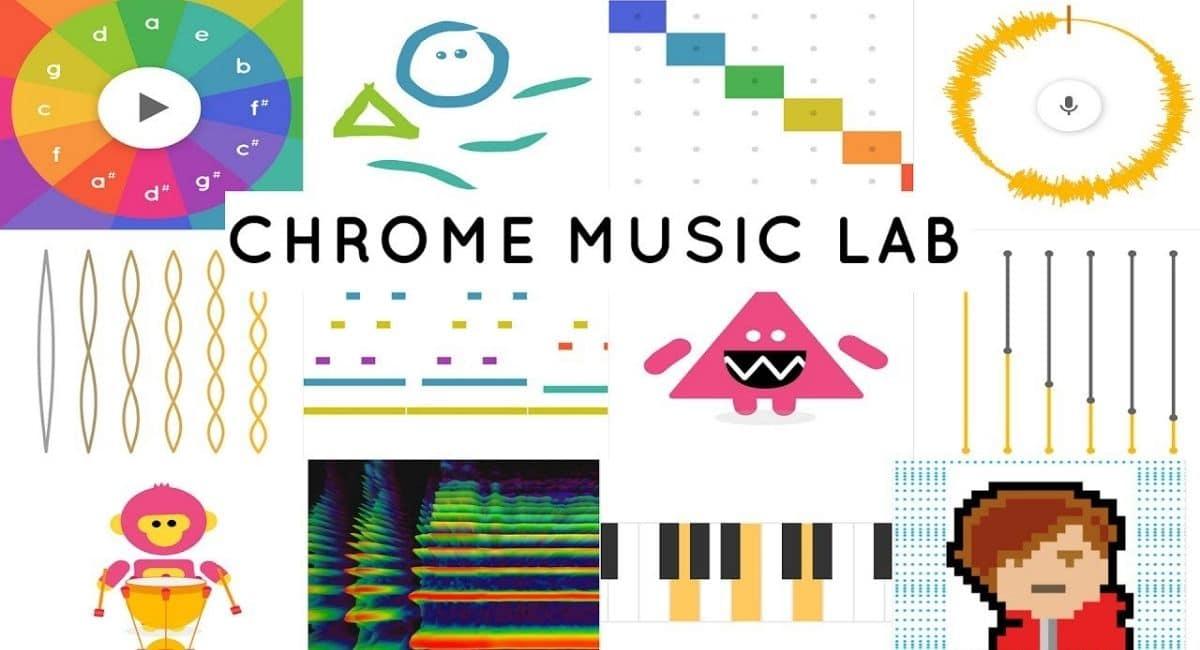 Chrome Music Lab