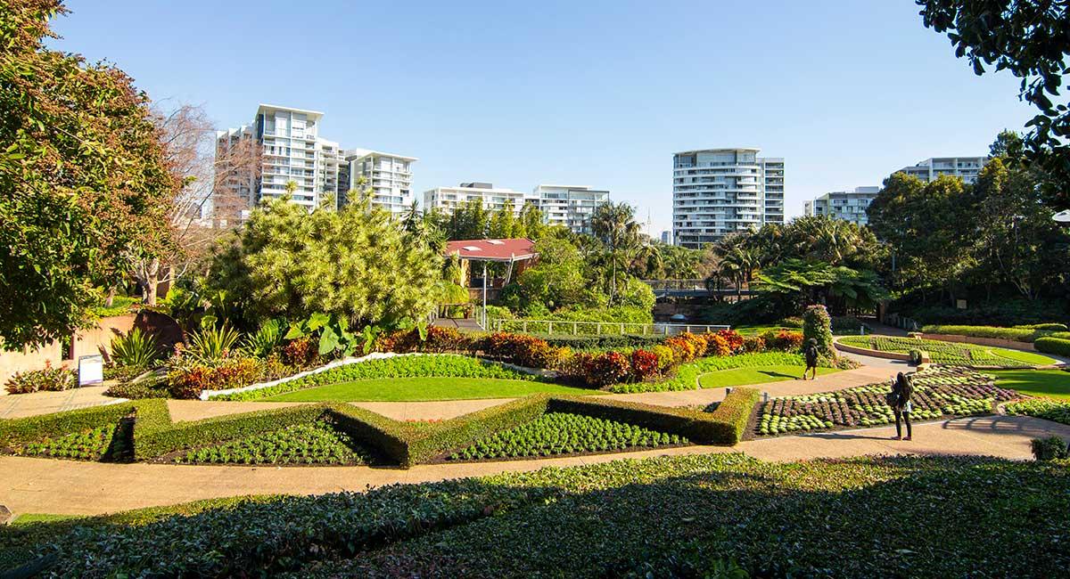Best playgrounds in Brisbane
