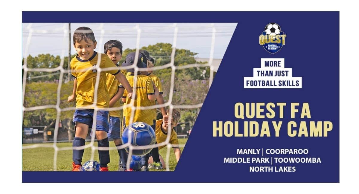 Quest Football Academy Camp