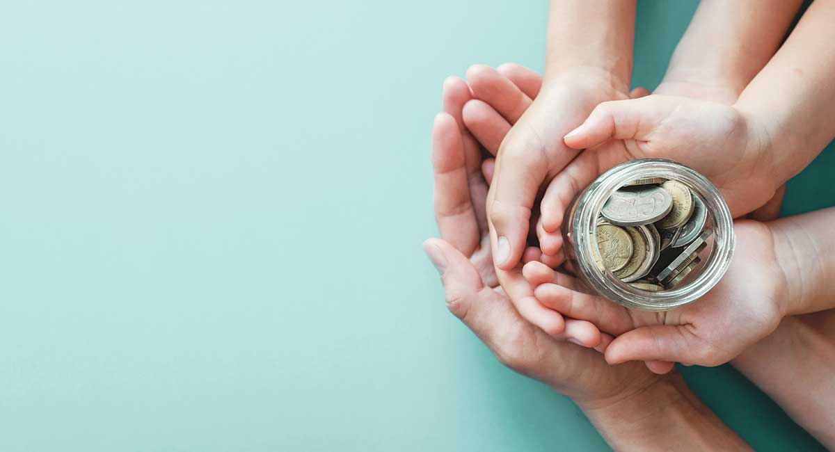 Managing your finances improves your wellbeing
