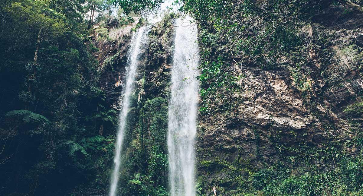Twin Falls - kids activities in Queensland