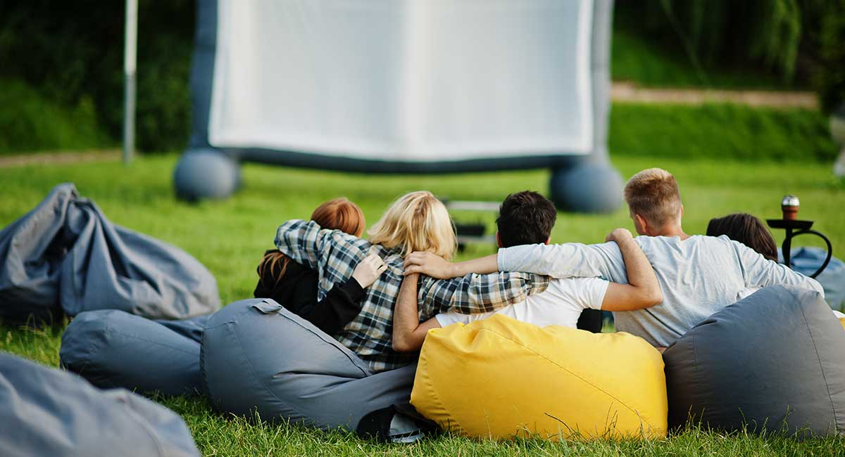 Movie in the park