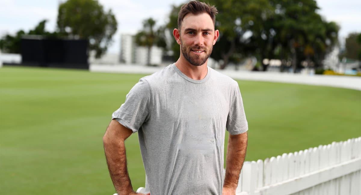 Glenn Maxwell Cricketer