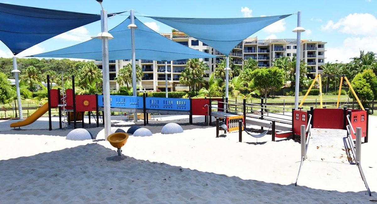 Nelson Park Sunshine Coast